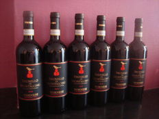 2010 Brunello di Montalcino D.O.C.G. Tornesi, 6 bottles of 75 cl / 92 p. James Suckling