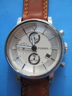 FOSSIL – Chronograph – Men's wristwatch – 2005