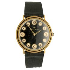 Movado - men's wristwatch
