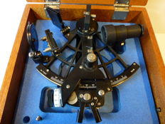 Henry Browne & Son Sestrel sextant - 20th century
