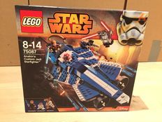Star Wars - 75087 - Anakin's Custom Jedi Starfighter