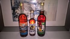 Rum Di Fantasia  - 3 Bottles Vol. 75cl, 50cl, 75cl