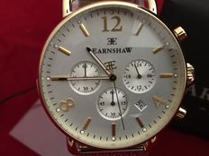 Thomas Earnshaw Investigator Chronograph – men's wristwatch - never worn and in mint condition
