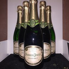 Champagne Perrier Jouet Grand Brut - 6 bottles