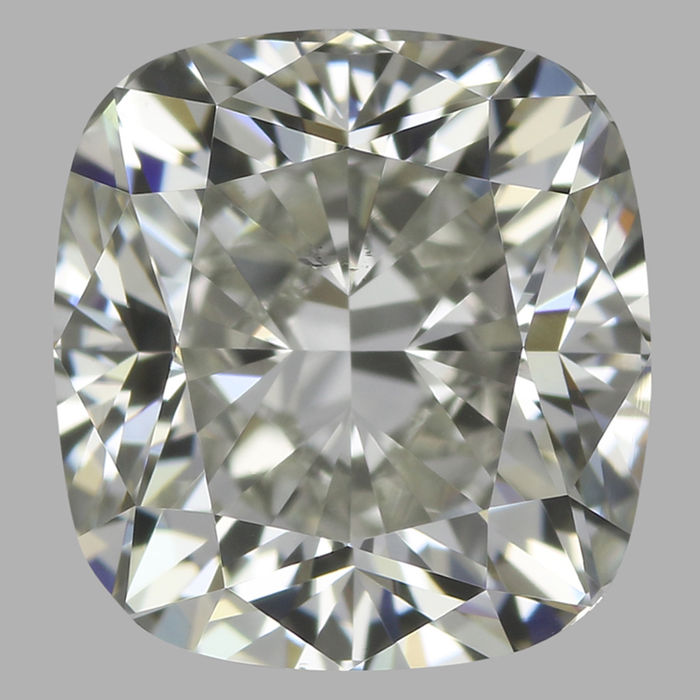0.90 ct Cushion Diamond I VS2-Original Image -10X serial#1635