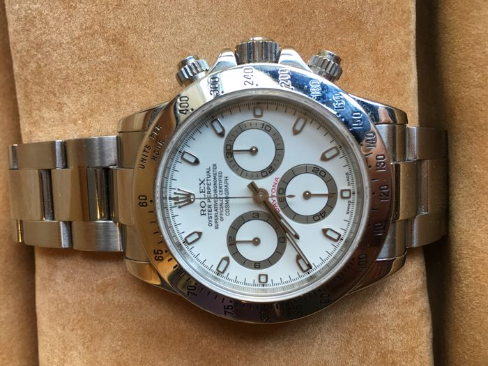 Rolex Daytona 116520 - P Serial - Year: 2001