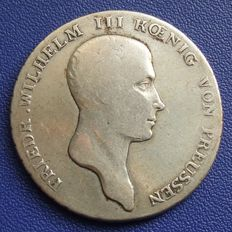 Old Germany, Prussia - Taler 1814 A - silver