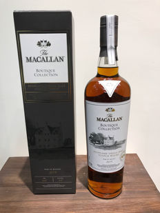 Macallan Boutique Collection 2016 Limited Edition