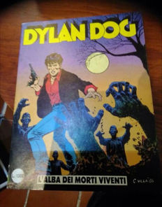Tiziano Sclavi - Dylan Dog - a collection of the very first issues - 1986/88