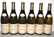 2010 Ladoix (Blanc), Domaine Cachat-Ocquidant, Lot of 6 bottles