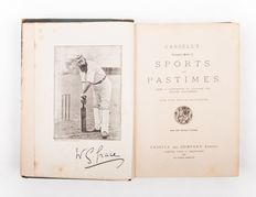 Cassell's Complete Book of Sports and Pastimes – 1896