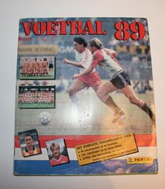 Panini – Voetbal 89 – Dutch competition – Complete album