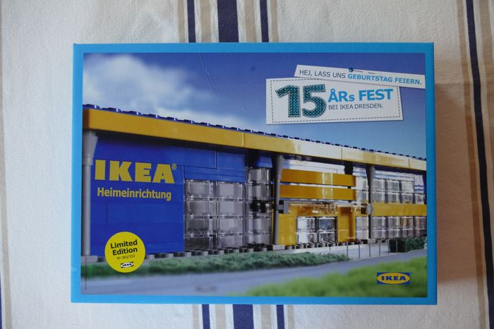 employee gift 15 jahre ikea dresden nr 083 350. Black Bedroom Furniture Sets. Home Design Ideas