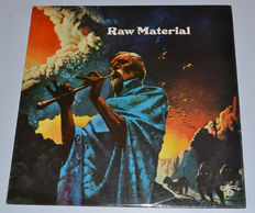 Raw Material - Raw Material - 1970 Evolution label - Z1006