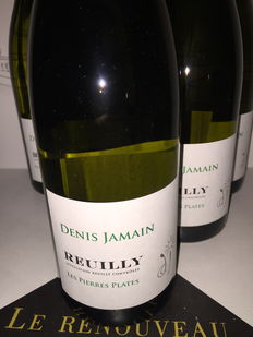 2015 Reuilly white Denis Jamain x12 bottles  sauvignon