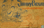 Comic Books - Jimmy Brown - Jimmy Brown en de oranjehemden