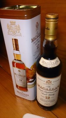 Macallan 12 sherrywood