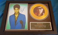 Prince - Framed Record