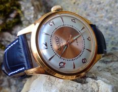 Nappey Besançon men's watch from the 1950s.