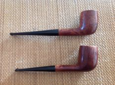 "Lot of two pipes, Savinelli "" Extra "", plus Masta Patent "" Super "", great !!"