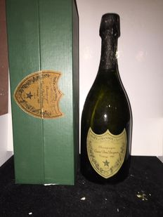 1983 Champagne Dom Perignon – 1 bottle with box