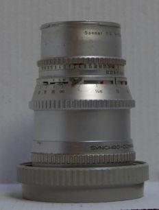 Hasselblad Objective, Carl Zeiss Sonnar 1:4 f=150mm