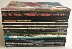 Various authors - 28 Trade Paperbacks - including Danger Girl, Magic Flute, The Crow - sc - reprint + 1st edition - (1990 / 2001)