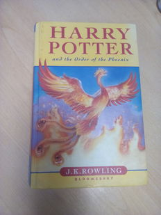 J.K. Rowling - Harry Potter and the Half-Blood Prince - 2003