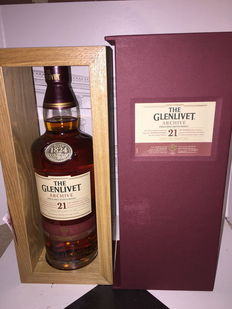 Glenlivet Archive 21 years old 70 CL 43°