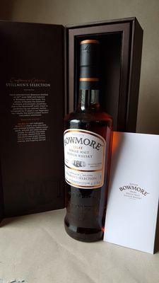 Bowmore 2016 Stillmen's Selection  17 years old - distillery exclusive