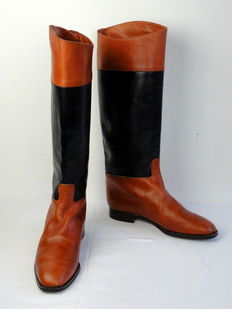 Ab Donkers - boots - cavalry model
