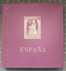 Spain 1960/1975 – Complete stamp collection