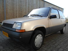 Renault - 5 automatic - 1985