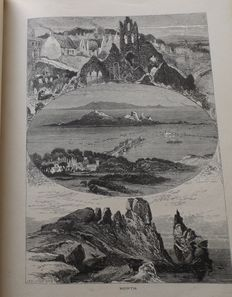 Cassell's Picturesque Europe - The British Isles - Two Volumes - 1900.