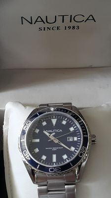 Watch - From the Nautica brand - Model NAD12518G - Men's watch - Year 2016
