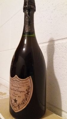 1973 Dom Perignon Rose, Champagne – 1 bottle (0.75 l)