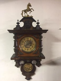 Grandfather clock - Germany - late 1800