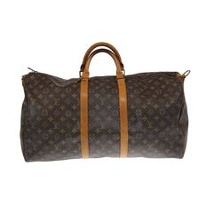 Louis Vuitton – Monogram Keepall 55 – reistas
