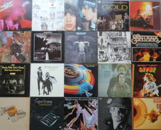 Lot Of 20 Great Pop/Rock Albums From The Seventies