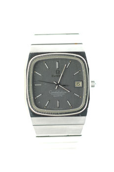 Omega Constellation - men's wristwatch - chronometer date