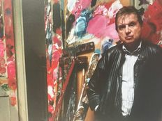 Francis Bacon; Lot with 4 books - 2000-2006