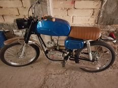 Garelli - Junior Cross 50cc - 1970s