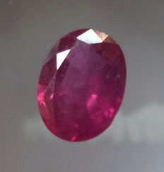 Ruby – 0.33 ct