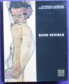 Monography; R. Price and others - Egon Schiele. The Ronald S. Lauder and Serge Sabarsky Collections - 2005