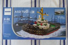 Promotional - Damen ASD Tug Boat - Harbour & Terminal - Limited Edition