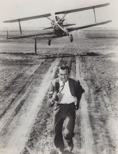 Unknown / Cleveland Press - Cary Grant - North by Northwest - 1959
