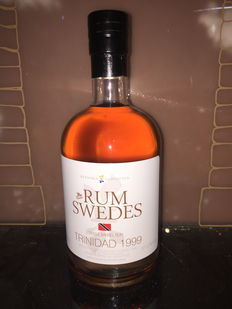 Rum Swedes - Single Barrel Rum from Caroni, Trinidad - Vintage 1999 - 70 cl & 61%