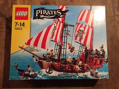 Pirates - 70413 - The Brick Bounty