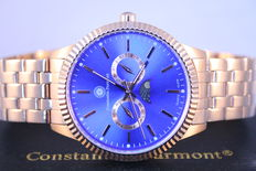 Constantin Durmont Minnesota 'GP Rose Blue' – Men's watch