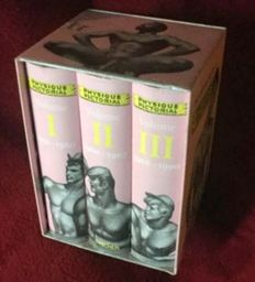 Reprint; Wayne. E. Stanley - Tom of Finland : Physique pictorial - 3 delen - 1997